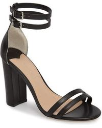 Tony Bianco | Kelly Block Heel Sandal | Lyst