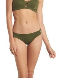 Hurley - Quick Dry Max Surf Bikini Bottoms - Lyst