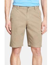 Cutter & Buck - 'beckett' Shorts - Lyst
