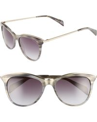 Draper James - 56mm Cat Eye Sunglasses - - Lyst