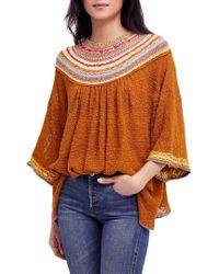 Free People - Vacation Sweater - Lyst