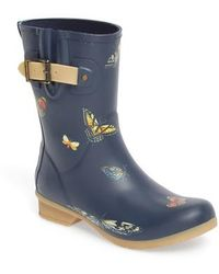 Chooka - City Solid Mid Height Rain Boot - Lyst