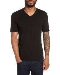 Goodlife - V-neck T-shirt - Lyst