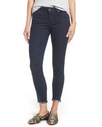 Mavi Jeans - Adriana Ankle Skinny Jeans - Lyst