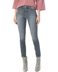 Joe's - Charlie High Waist Skinny Jeans - Lyst