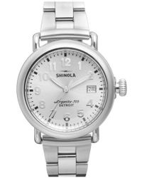 Shinola - 'the Runwell' Bracelet Watch - Lyst