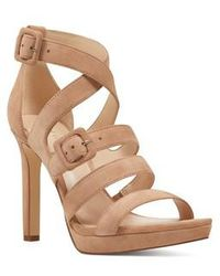 Nine West - Tarykah Strappy Sandal - Lyst