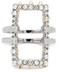 Alexis Bittar | Elements Crystal Encrusted Ring | Lyst
