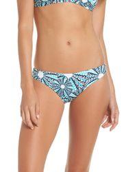 Vilebrequin - Oursinade Hipster Bikini Bottoms - Lyst
