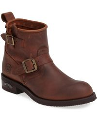 Sendra - 'engineer' Harness Boot - Lyst