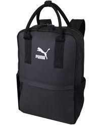 f8a5a963f1 Lyst - Puma Echo Backpack - Black in Black for Men