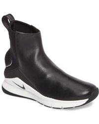 Nike | Rivah High Premium Waterproof Sneaker Boot | Lyst