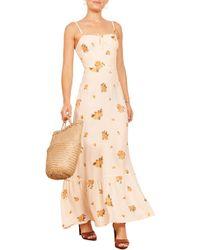 Reformation - Prairie Maxi Dress - Lyst