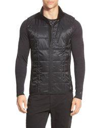 Smartwool | 'corbet 120' Quilted Zip Front Vest | Lyst