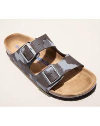 Birkenstock - Arizona Soft Slide Sandal - Lyst