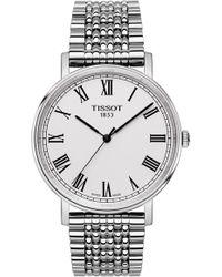 Tissot - Jungfraubahn Limited-edition Everytime Bracelet Watch - Lyst