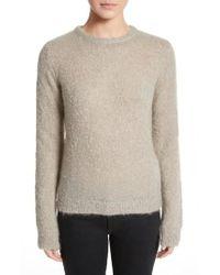 Simon Miller | Tatum Mohair & Silk Sweater | Lyst