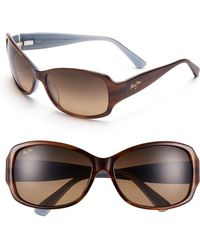 Maui Jim - Nalani 61mm Polarizedplus2 Sunglasses - - Lyst