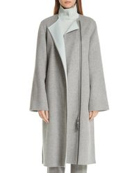 Lafayette 148 New York - Parissa Wool & Cashmere Coat - Lyst