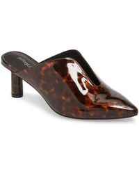 Jeffrey Campbell - Saltaire Pointy Toe Mule - Lyst