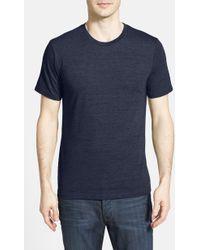 The Rail - Slim Fit Crewneck T-shirt - Lyst
