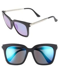DIFF - Bella 52mm Polarized Sunglasses - Lyst