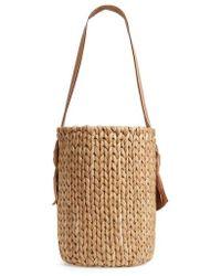 PAMELA MUNSON - Isla Bahia Basket Shoulder Bag - Lyst
