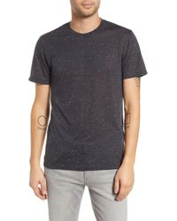 The Rail - Neppy Crewneck T-shirt - Lyst