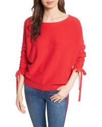 Joie - Dannee Wool & Cashmere Sweater - Lyst