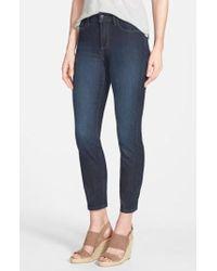 NYDJ - 'clarissa' Stretch Ankle Skinny Jeans - Lyst