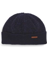 Oakhat Fishermans Beanie in Grey - Grey Ted Baker f3McoD