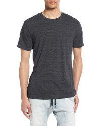 The Rail - Slim Fit Crewneck T-shirt - Lyst
