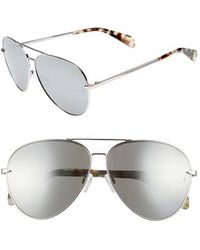 Rag & Bone - 63mm Aviator Sunglasses - Lyst