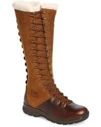 Woolrich - Crazy Rockies Iii Lace-up Knee High Boot - Lyst