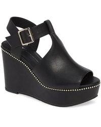 BC Footwear - Here We Go Again Wedge Sandal - Lyst