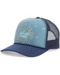 Patagonia - Save Our Rivers Interstate Trucker Hat - Lyst 739dfc8a4730