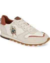 9a37cc249f9 COACH - C118 Patch Runner Sneaker - Lyst