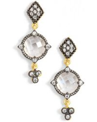 Freida Rothman - Metropolitan Drop Earrings - Lyst
