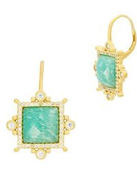 Freida Rothman | Amazonian Allure Drop Earrings | Lyst