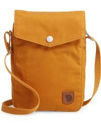 Fjallraven - Greenland Pocket Crossbody Bag - Lyst