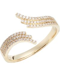 EF Collection - Willow Diamond Ring - Lyst