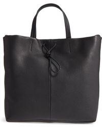 Shinola - Latigo Square Leather Shopper - Lyst