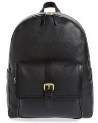 Cole Haan - Brayton Leather Backpack - Lyst