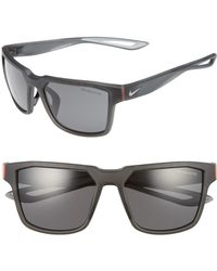 bc7d7c1945 Lyst - Nike  ignition  68mm Sunglasses for Men