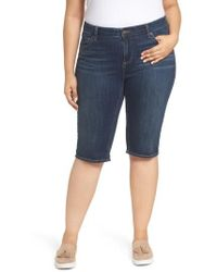 Lucky Brand - Ginger Bermuda Shorts - Lyst
