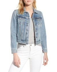 Agolde - Reputation Denim Jacket - Lyst