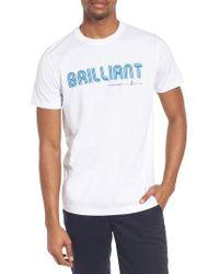 Psycho Bunny - Brilliant T-shirt - Lyst