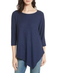 Joie | Tammy Asymmetrical Sweater | Lyst