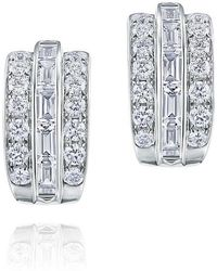 Kwiat - Duet Diamond Earrings - Lyst