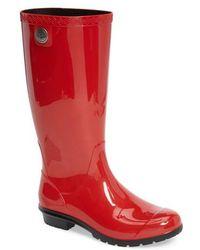 UGG - Ugg 'shaye' Rain Boot - Lyst